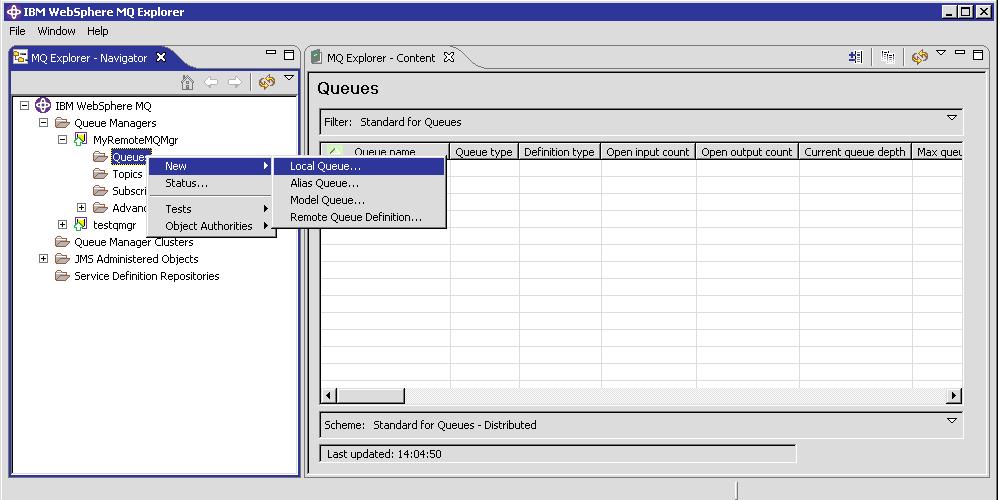 WebSphere MQ « JBoss