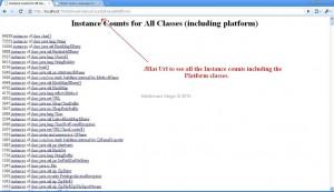 Jhat Platform/Non-Platform Instance Counter