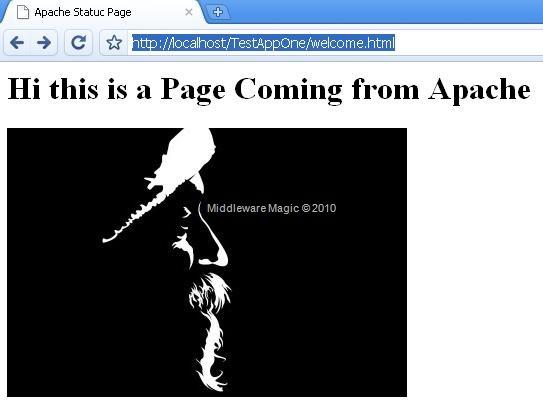 Apache Proxy as Static Content Repository « WebLogic