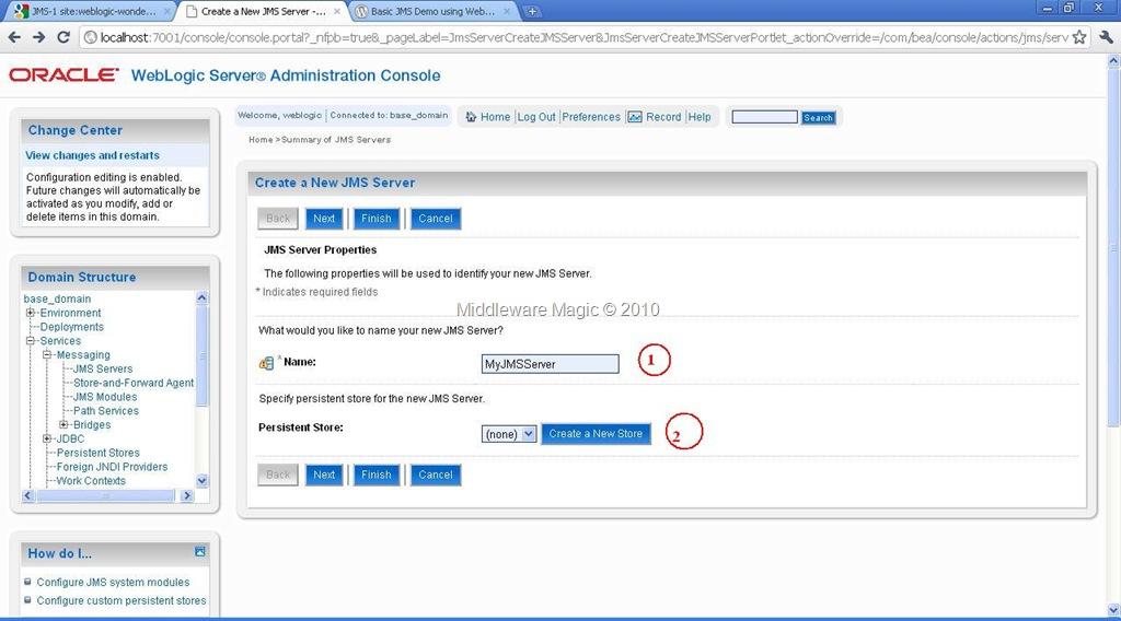Learnweblogiconline. Com's learn oracle weblogic 12c for administrators.