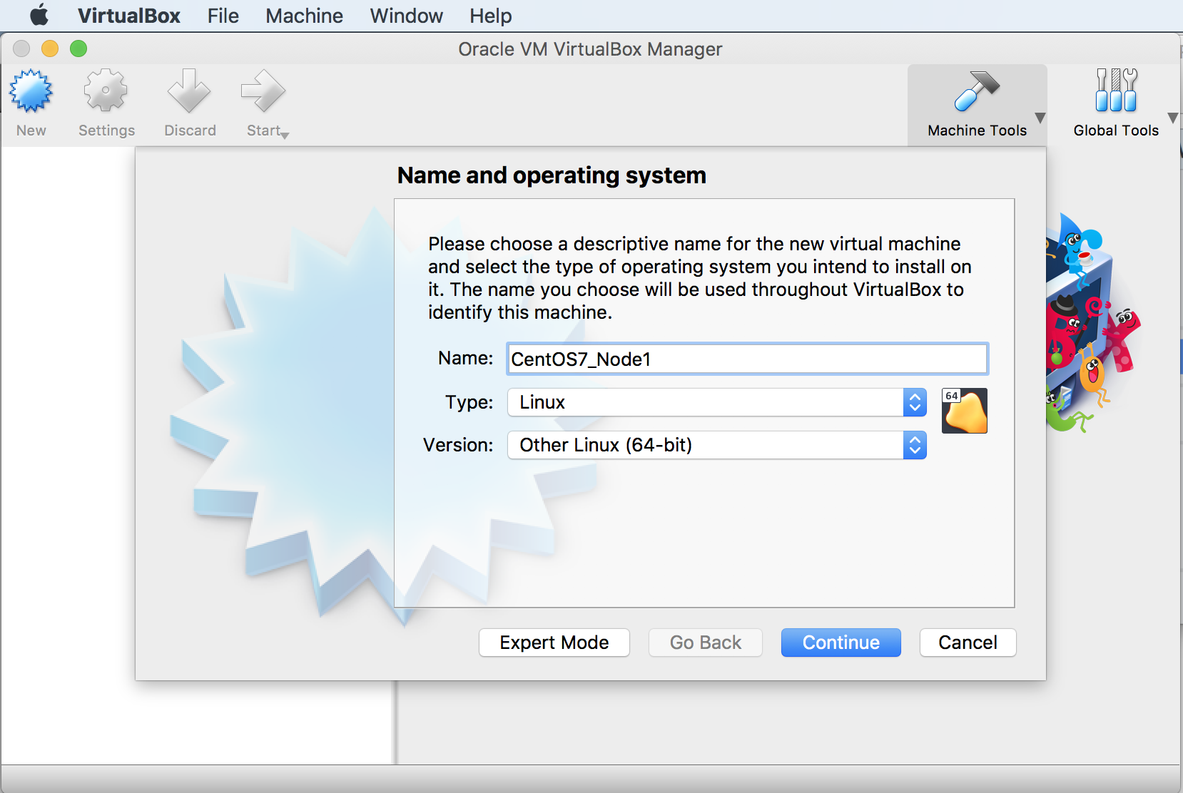 How to install Oracle VirtualBox and create a CentOS 7 VM « WebLogic